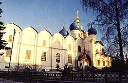 Благовещенский собор в Казанском Кремле - древняя кафедра Казанских Архипастырей