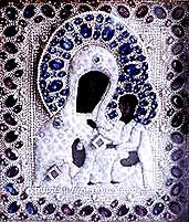 Седмиезерная икона Божией Матери (Петропавловский собор г. Казани)