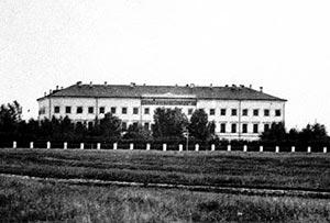Казанская Духовная Академия, фото начала XX века.