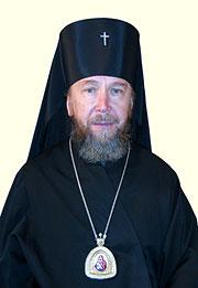 Архиепископ Казанский и Татарстанский Анастасий,  Ректор Казанской Духовной Семинарии.